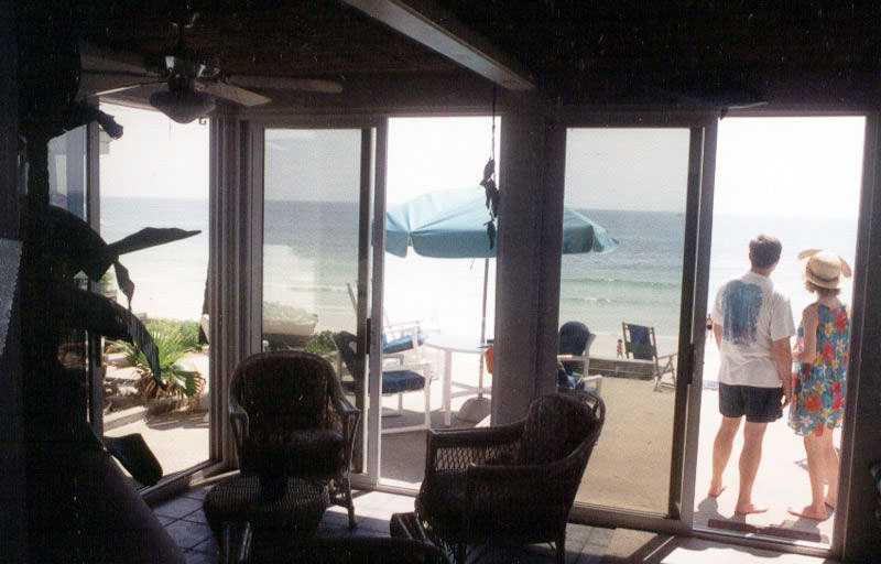 Panama City Beach Florida Beach House for Rent